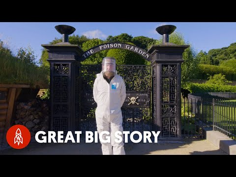 Enter the Deadliest Garden in the World thumbnail