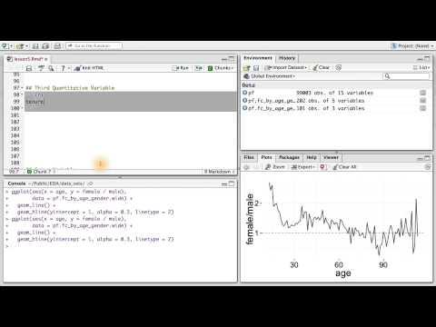 Third Quantitative Variable - Data Analysis with R thumbnail