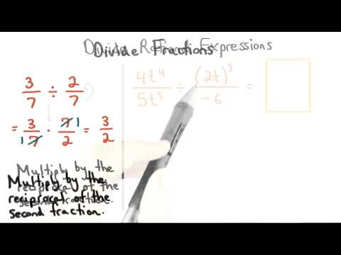 Divide Fractions Review - Visualizing Algebra thumbnail