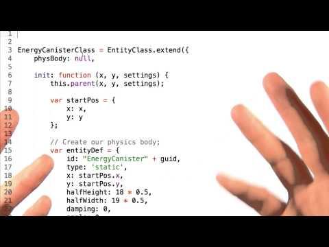 Energy Canister onTouch - HTML5 Game Development thumbnail