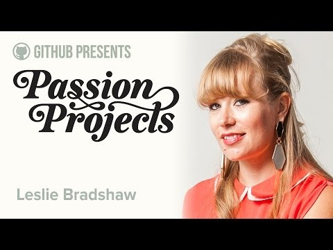 GitHub Presents • Passion Projects (Live) #6 • The Leslie Bradshaw Realtalk Edition thumbnail