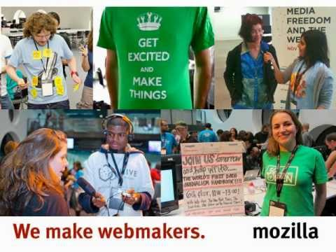 Mozilla Weekly Webmaker Call - September 4th, 2012 thumbnail