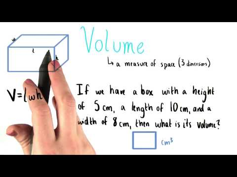 Volume of a Box - College Algebra thumbnail