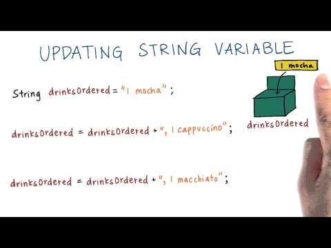 06-18 Update the String Variable thumbnail