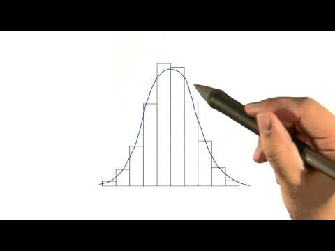Continuous Distribution - Intro to Descriptive Statistics thumbnail