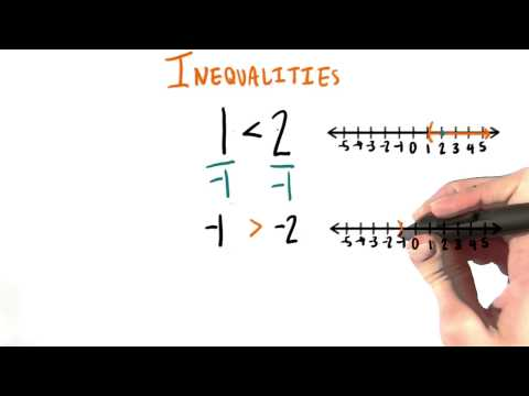 Fill in the Inequality - College Algebra thumbnail