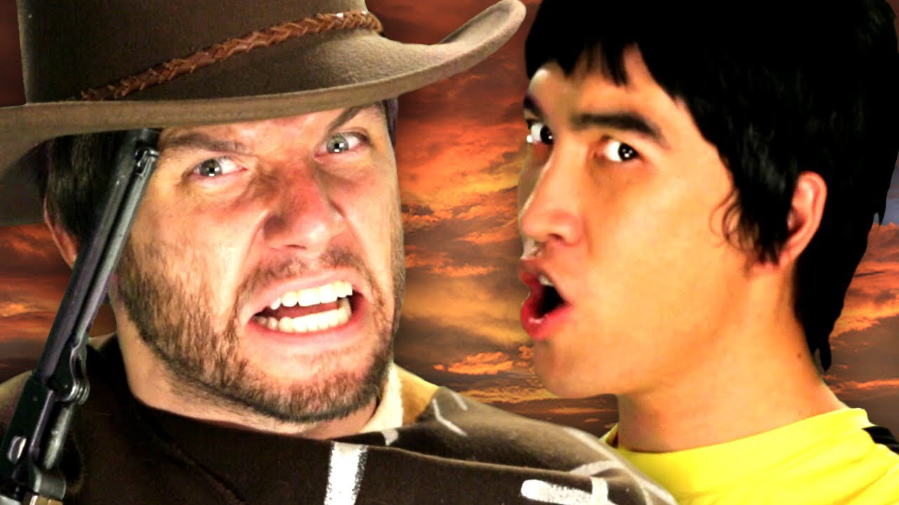 ERB Bruce Lee vs Clint Eastwood thumbnail