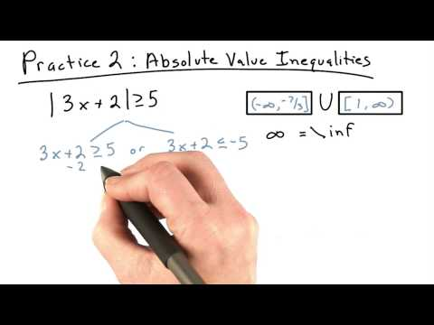 Inequalities Practice 2 - Visualizing Algebra thumbnail