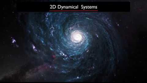 5.4 2-Dimensional Dynamical Systems thumbnail
