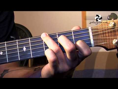 Fingerstyle Patterns using Hammers & Flicks (Folk Guitar Lesson FO-109) thumbnail