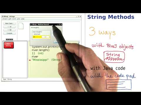 String Methods - Intro to Java Programming thumbnail