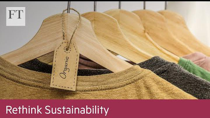 Creating a circular economy for fashion | Rethink sustainability