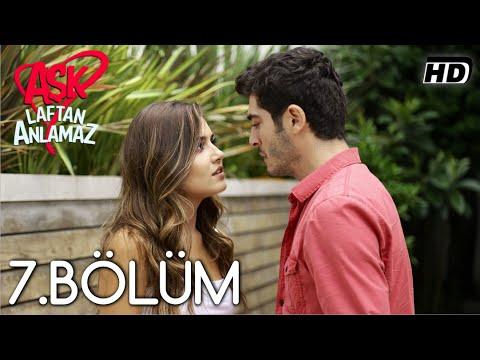 Aşk Laftan Anlamaz 7 Bölüm ᴴᴰ with subtitles | Amara