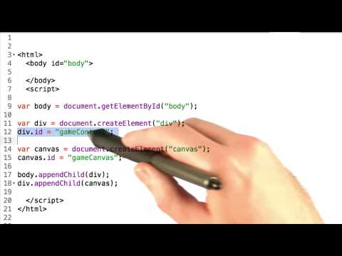 Interfacing to the DOM - HTML5 Game Development thumbnail
