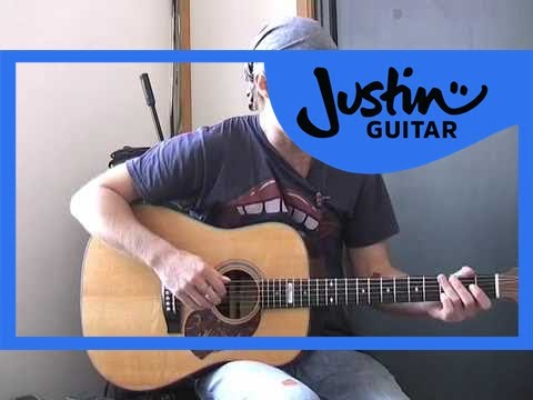 Justin's Maton Messiah (GG-102) How to play thumbnail