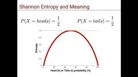 3.3 Shannon Entropy and Meaning thumbnail