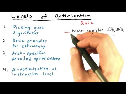 07-03 Levels of Optimization Part1 thumbnail