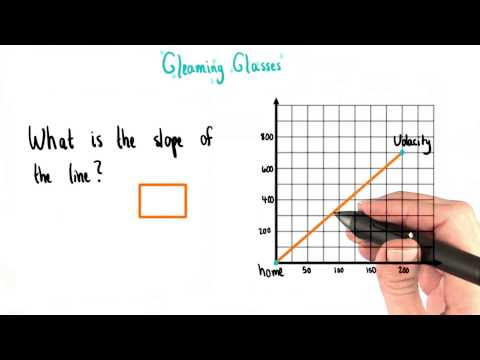 Slope To Udacity - College Algebra thumbnail