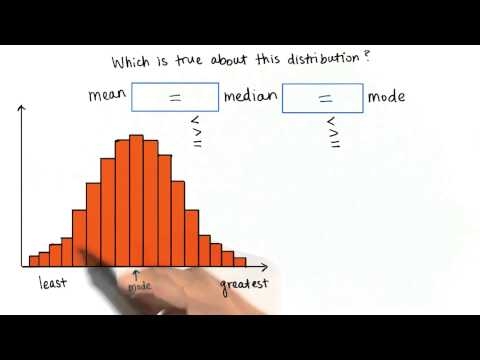 Order Measures of Center 2 - Intro to Descriptive Statistics thumbnail