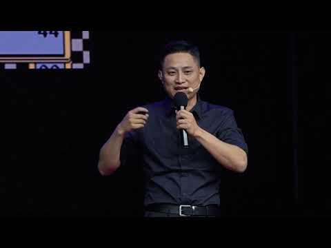 我陪孩子玩游戏 | 刘惠斌 | TEDxChengdu | Huibin Liu 刘惠斌 | TEDxChengdu thumbnail