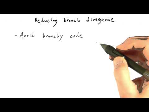 Thread Divergence in the Real World Part3 - Intro to Parallel Programming thumbnail