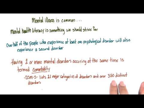 Prevalence of mental illness - Intro to Psychology thumbnail