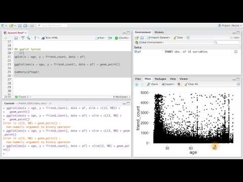 ggplot Syntax - Data Analysis with R thumbnail