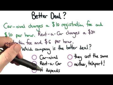 Better Deal - Visualizing Algebra thumbnail