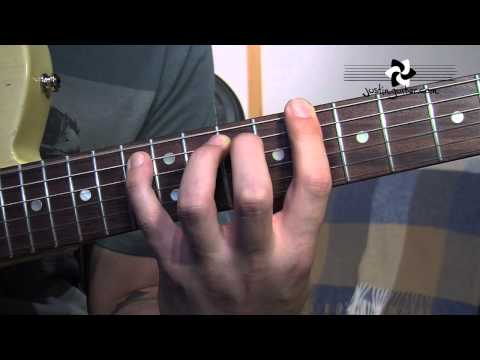 12 Bar Blues Riff Variations (Blues Rhythm Guitar - Guitar Lesson BL-204) How to play thumbnail