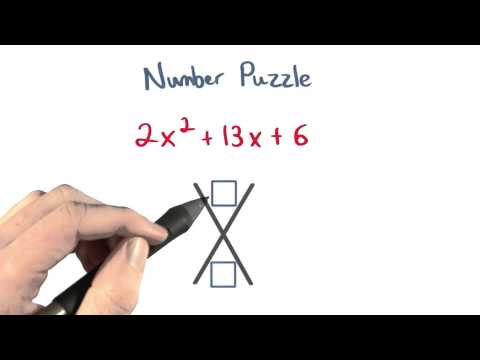 Number Puzzle Challenge - Visualizing Algebra thumbnail