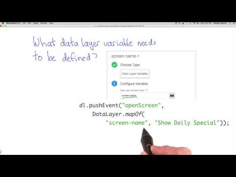 Define Data Layer Variables - Solution thumbnail