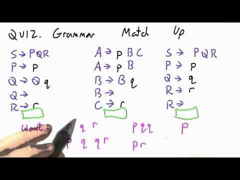 07-28 Grammar Match Up thumbnail