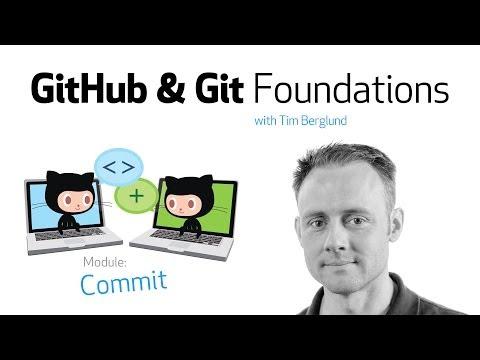 Commit • GitHub & Git Foundations thumbnail