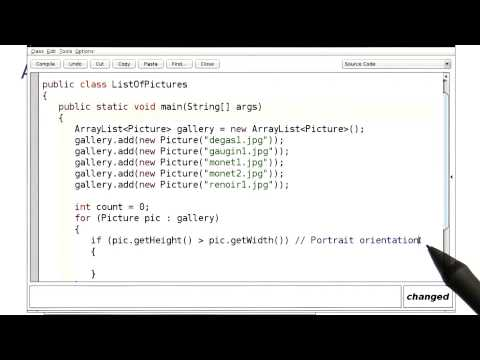 Array Algorithms Count Matches - Intro to Java Programming thumbnail