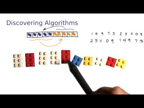Discovering  Algorithms - Intro to Java Programming thumbnail