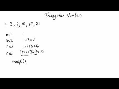 27-02 Triangular Numbers thumbnail