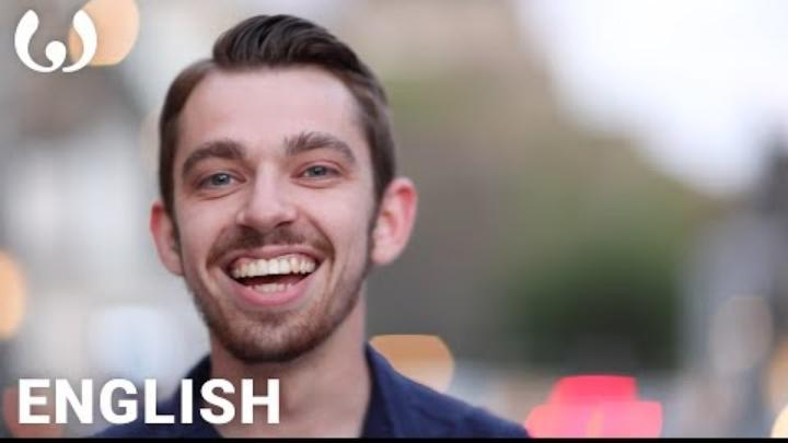 WIKITONGUES: Liam speaking English