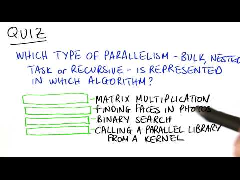 Which Type of Parallelism - Intro to Parallel Programming thumbnail