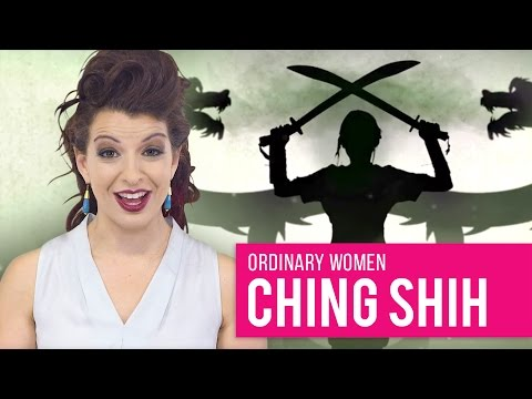 The Fearless Life of Ching Shih #OrdinaryWomen thumbnail