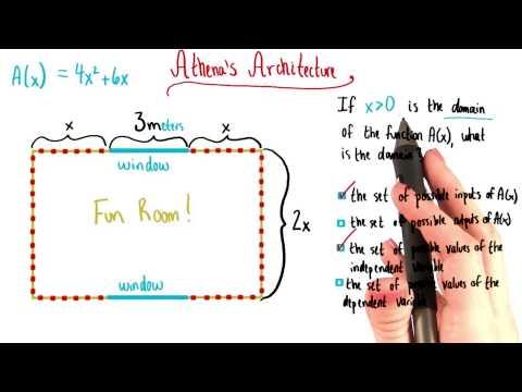 Domain - College Algebra thumbnail