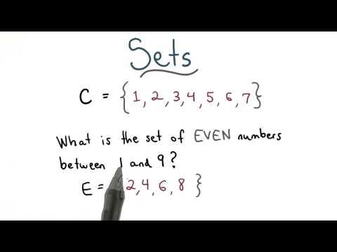 Introduction to Sets - Visualizing Algebra thumbnail