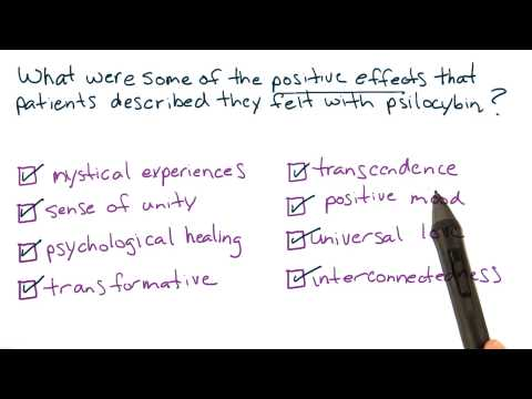 Positive effects of psilocybin thumbnail