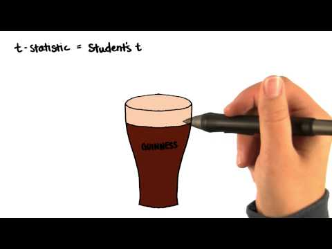 Guinness - Intro to Inferential Statistics thumbnail