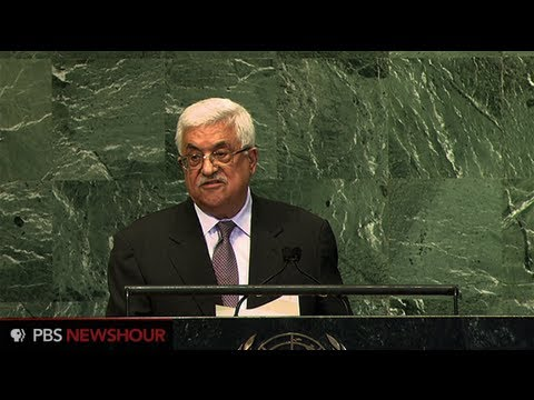 Watch Palestinian leader Mahmoud Abbas' Address to U.N. General Assembly thumbnail