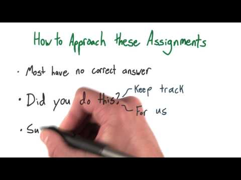 How to Approach Assignments - UX Design for Mobile Developers thumbnail