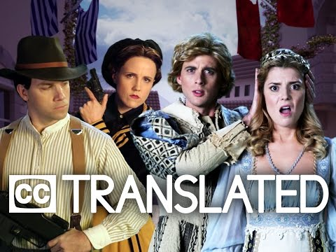 [TRANSLATED] Romeo & Juliet vs Bonnie & Clyde. Epic Rap Battles of History. [CC] thumbnail
