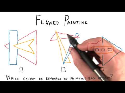 Flawed Painting - Interactive 3D Graphics thumbnail