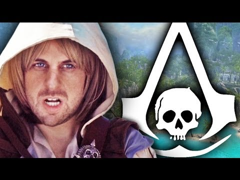 ASSASSIN'S CREED 4 ROCK ANTHEM thumbnail