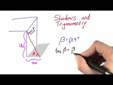 02ps-03 Shadows And Trigonometry Solution thumbnail