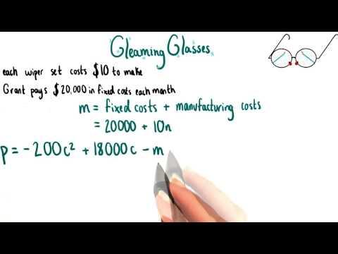 Grants Costs - College Algebra thumbnail